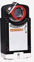Электроприводы с возвратной пружиной GRUNER 361C-024-10-S2