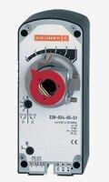 Электроприводы с возвратной пружиной GRUNER 341C-024D-03D-03