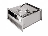 Прямоугольный канальный вентилятор с вперед загнутыми лопатками SDR-B 100-50-4 L3