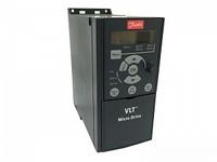 VLT Micro Drive FC 51 0,18 кВт (200-240, 1 фаза) 132F0001*